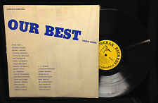 Various Artists-Our Best-Norgran 1021-STAN GETZ DIZZY GILLESPIE