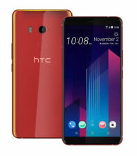 HTC U11 - 128GB - Solar Red Smartphone