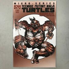 TEENAGE MUTANT NINJA TURTLES MICROSERIES RAPHAEL JETPACK COMICS EXCL VAR TMNT
