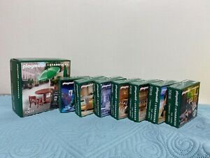 Playmobil Starbucks Full set