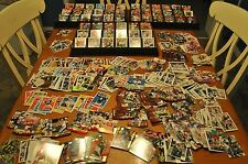 OVER 600 CARDS LOT FOOTBALL: STARS, COMMONS, INSERTS: FAVRE AIKMAN ELWAY & MORE