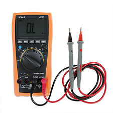 VC97 vici 3999 Auto range Multimeter Current Voltmeter FLUKE Resistance Tester