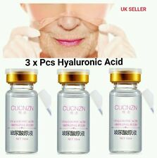 Hyaluronic Acid Strong Anti Wrinkle Serum 100 Natural Pure Firming Collagen