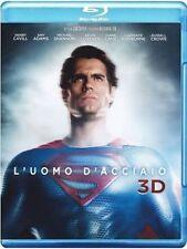 5051891096691 Warner Home Video Blu-ray Uomo D'acciaio (l') (3d) (blu-ray 3d Blu