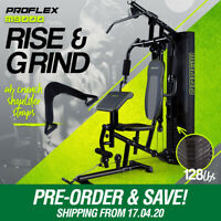 PRESALE Proflex Home Gym Multi-function Exercise Equipment Machine Weight Bench