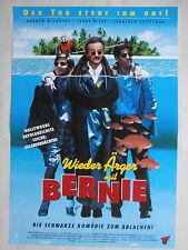 Wieder Ärger mit Bernie - Kinoplakat Filmplakat (1993)