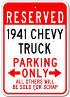 1941 PLYMOUTH PICKUP TRUCK WALL CLOCK-FREE USA SHIP!