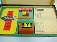 Vintage1967 Yahtzee Board Game  Very Good Condition  Never Played