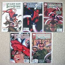 SPIDER-MAN / DOCTOR OCTOPUS #'s 1-5 (COMPLETE MINI SERIES, 2003) NM