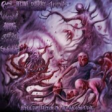Astral Evisceration On All Hallows Eve - Chamber Of Malice,  Despondent ,  Becom