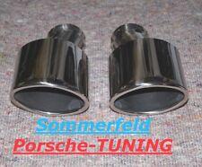 PORSCHE Carrera 993 4s Sport terminali di scarico Sport exhaust tail pipe