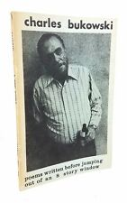 Charles Bukowski - Poems Written Before Jumping Out of an 8 Story Window - 2nd P