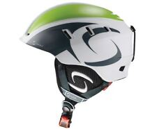 paragliding Helmet Supair |Ppg, Paramotor, pilot adjustable S to L | White/Green