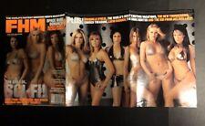 FHM MAGAZINE #13 JULY AUG 2001 GIRLS OF SCI-FI Star Trek Voyager Torres