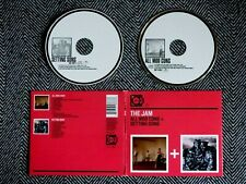 THE JAM- All mod cons + setting sons - CD digipack 2 for 1