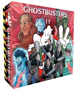 Ghostbusters - Board Game #2-CRY02103