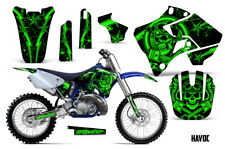 Yamaha YZ125 YZ250 Dirt Bike Graphic Sticker Kit Decal Wrap MX 1996-2001 HAVOC G