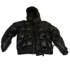 The North Face Jacket Mens Black Polyester and Nylon