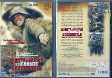 Niente di nuovo sul Fronte Occidentale (1979) DVD NUOVO Ernest Borgnine Ian Holm