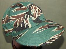 Guyana Defense Force 2000s CUSTOM GUYANESE TIGER STRIPE CAMO BALL CAP MINT Hat