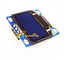 "White 3-5V 0.96"" I2C Serial 128X64 OLED LCD LED Display Module for Arduino"