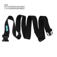 WHEELCHAIR SEAT BELT - LAP STRAP FOR WHEELCHAIR OR MOBILITY SCOOTER