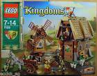 LEGO CASTLE Kingdoms 7189 Mill Village Raid