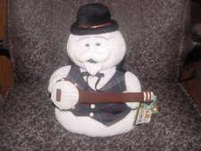 "12"" Cvs Rudolph Sam The Snowman Plush Toy Mint W/Tags 1998"