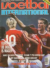 V.I. 1989 nr. 38  - PSV - LUZERN/AUSTRIA WIEN - AJAX/JURRIE KOOLHOF