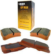 RENAULT SCENIC RDA GP MAX Rear Disc Brake Pads with 12m/20000Km WARRANTY