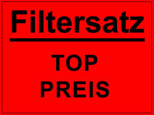 CHEVROLET REZZO - LUFTFILTER + ÖLFILTER ALLE MODELLE - DAEWOO