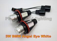 LED Angel Eye Halo Light Error Free BMW E39 E60 E61 E61 E63 E87 M5 X3 X5 White