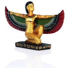 *Golden Isis Wings Stretched Ancient Egypt Egyptian Collectable Gift*