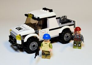 LEGO imperial guard vehicle