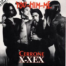 ★☆★ CD Single CERRONE	You-Him-Me 2-TRACK CARD SLEEVE - RARE -  ★☆★