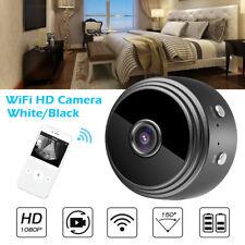 Mini WIFI IP Kamera HD 1080P Überwachungkamera Webcam Bewegungsmelder Nachtsicht