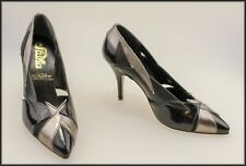 SASHA WOMEN'S VINTAGE HEELS CLASSIC DRESS SHOES SIZE 6 WORN ONCE