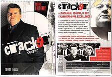CRACKER - Intégrale saison 1 - Coffret Digipack - 3 DVD - NEUF