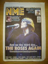 NME 1996 AUGUST 31 STONE ROSES IAN BROWN OASIS SUEDE SPACE