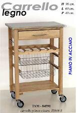 Isole del materiale MDF/truciolato-effetto legno per la cucina e ...