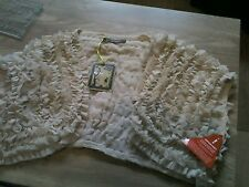Love label shrug beige size 18 Ideal For Party's Etc
