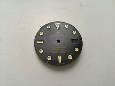 ULTRA RARE VINTAGE ROLEX  SUBMARINER 16613 16618 DIAL USED CONDITION