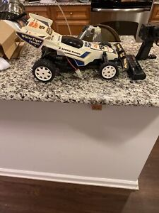 Vintage Radio Shack Buggy RC White Tiger Turbo 15 made in Japan Rare