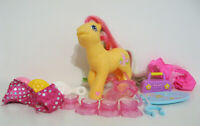 My Little Pony GUAVA LAVA Figure Doll accessories Surf Shop Exclusive (MLP G3)