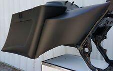 2009-2013 Harley Davidson Stretched Side Cover Roadking Street, Road Glide Bagge