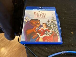 Beauty and the Beast: An Enchanted Christmas Blu-ray/DVD 2011 2-Disc