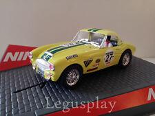 SCX Scalextric Slot Ninco 50424 Austin Healey Hardtop Lemans