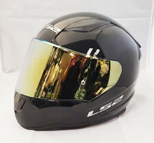 LS2 Ff353 Rapid Touring Road Motorcycle Bike Full Face Helmet L Gloss Black