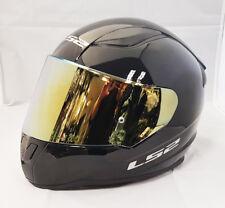 LS2 Ff353 Rapid Touring Road Motorcycle Bike Full Face Helmet L Gloss Black