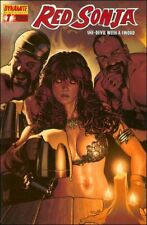 Red Sonja (Dynamite) #7C VF/NM; Dynamite | save on shipping - details inside